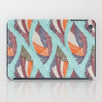 knitting iPad Cases featuring knitting dots by frameless