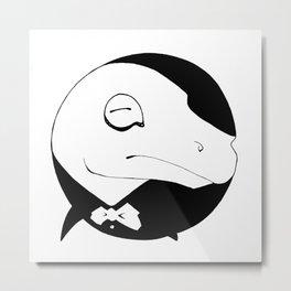 The Lizard boy Metal Print