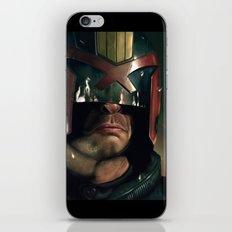 Dredd[ed] iPhone & iPod Skin