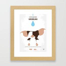 No451 My Gremlins mmp Framed Art Print