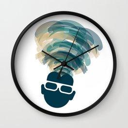 Total Mindblow Wall Clock