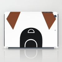 boxer iPad Cases featuring Boxer by modern arf
