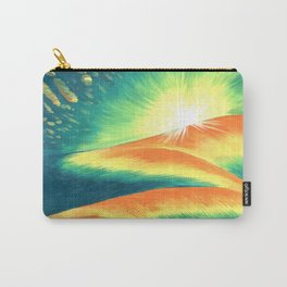 Sunkissed Carry-All Pouch