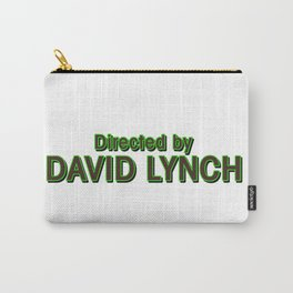 Directed by David Lynch Carry-All Pouch