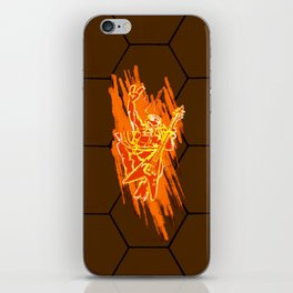 TMNT Rock: Mikey iPhone Skin