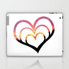 Mountains in Love I Laptop & iPad Skin