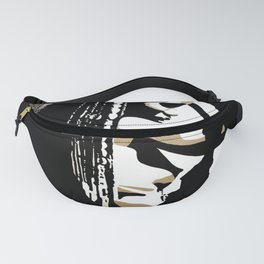 Africa 11 Fanny Pack