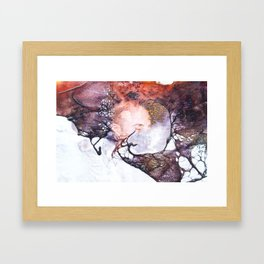 Fossils 64 Framed Art Print