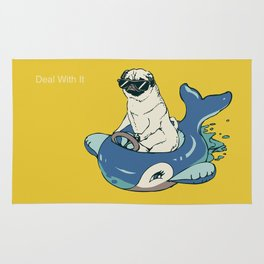 Deal With It Rug