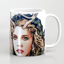 Ooh, Bella Donna - Fairy Stevie Nicks Coffee Mug