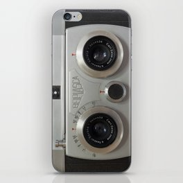 Belplasca Stereo Camera iPhone Skin