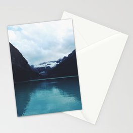Moody Lake Louise Stationery Cards