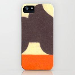 Wheels on Fire iPhone Case