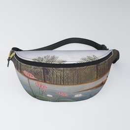 The Flamingoes Fanny Pack