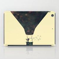 voyage iPad Cases featuring Voyage by M. Vander