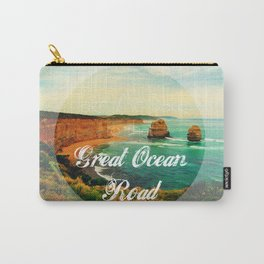Take Me Back to that Great Ocean Road Carry-All Pouch