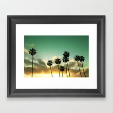Palm Sunday Framed Art Print
