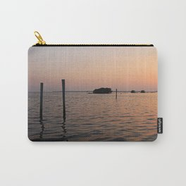Live by the Currents Carry-All Pouch