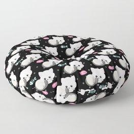 Cute Cat #1 Floor Pillow