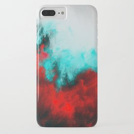 Painted Clouds III.1 iPhone Case