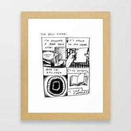 The Best Thing Framed Art Print