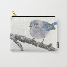 A Twig for a Blue Fairy Carry-All Pouch