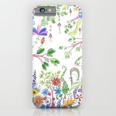 Bucolic forest iPhone 6s Slim Case