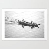 philippines Art Prints featuring Subic, Philippines by Kreativ12