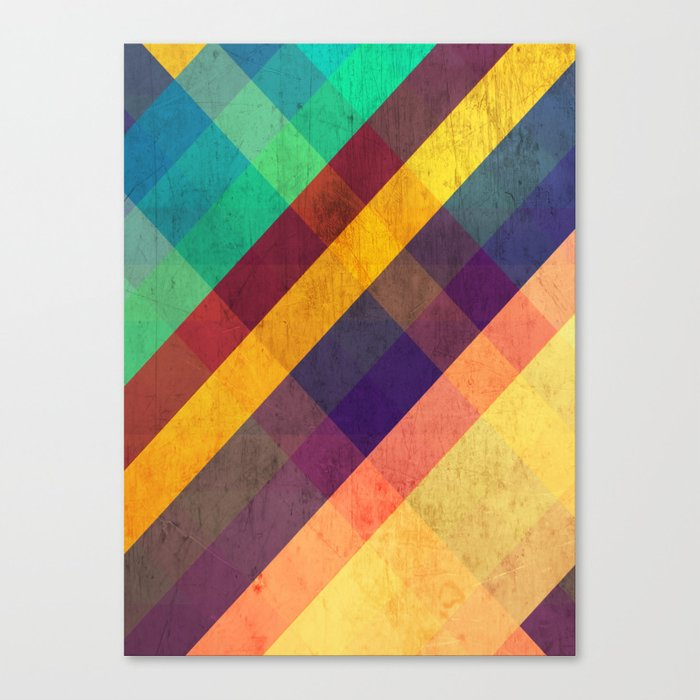 Domain Canvas Print