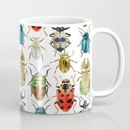 Beetle Compilation Coffee Mug