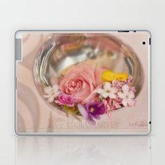 Ladled with Flowers  Laptop & iPad Skin
