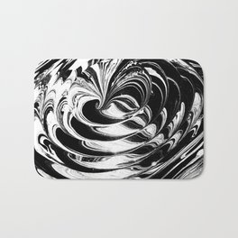 Time Warp Bath Mat