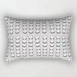 Going Crazy Rectangular Pillow