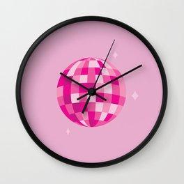Disco Dreams Wall Clock