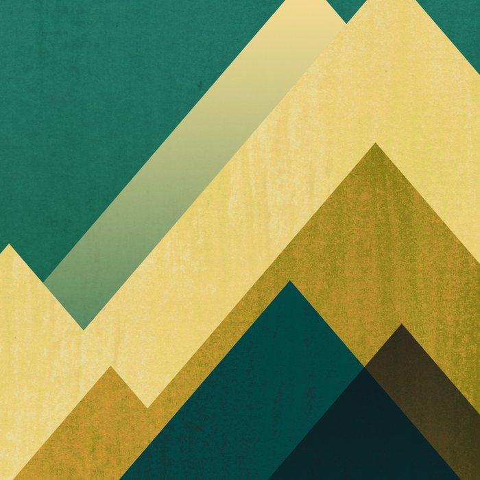 Gold Peak Leggings