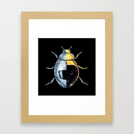 Daft Bug Framed Art Print