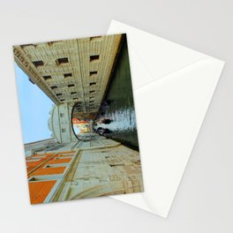 Bridge of Sighs, Venice, Italy,  in the late afternoon sun. Stationery Cards