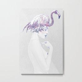 Dahlia 2 Metal Print