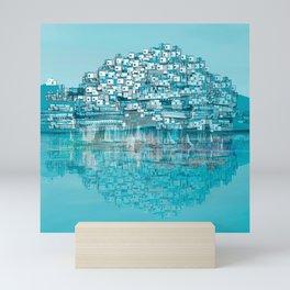 Turquoise Mini Art Print