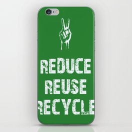 Reduce... iPhone Skin