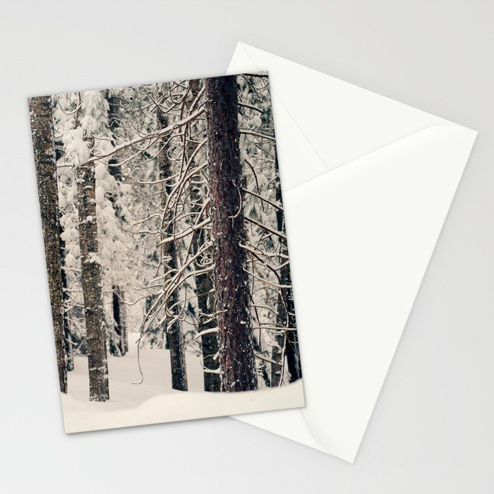 Winter Woods 1 Stationery Cards