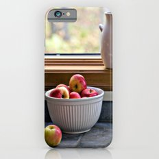 Apples in a Bowl iPhone 6s Slim Case