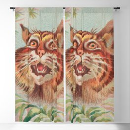 American Wild Cat by A&G Blackout Curtain