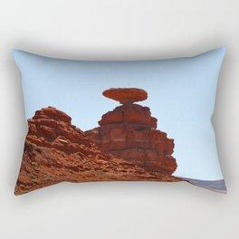 Mexican Hat Rock Rectangular Pillow