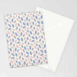 leaflet drops (pastels) Stationery Cards