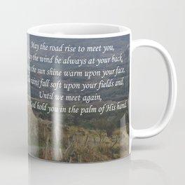 May The Road Rise to Meet You Coffee Mug