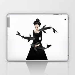 News from afar Laptop & iPad Skin