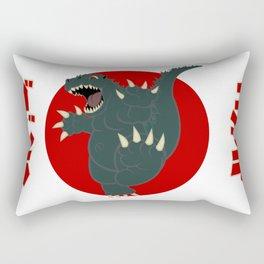 Tokyo's Tiny Terror! Rectangular Pillow