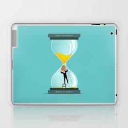 The Time Keeper Laptop & iPad Skin