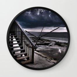 Can You Sea What I Sea Wall Clock